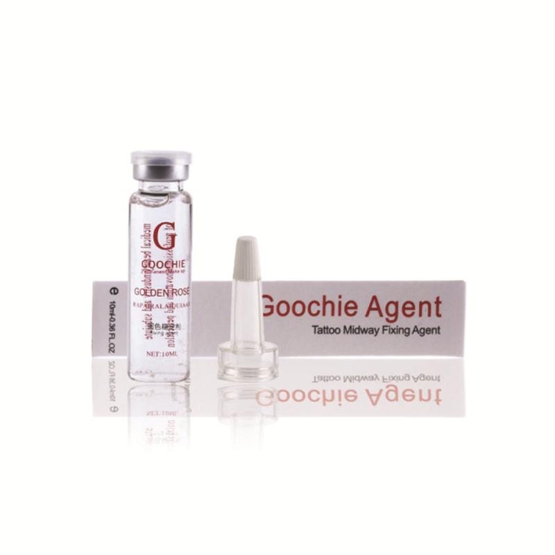 Goochie Permanent Makeup Fixing Agent (10ml.)