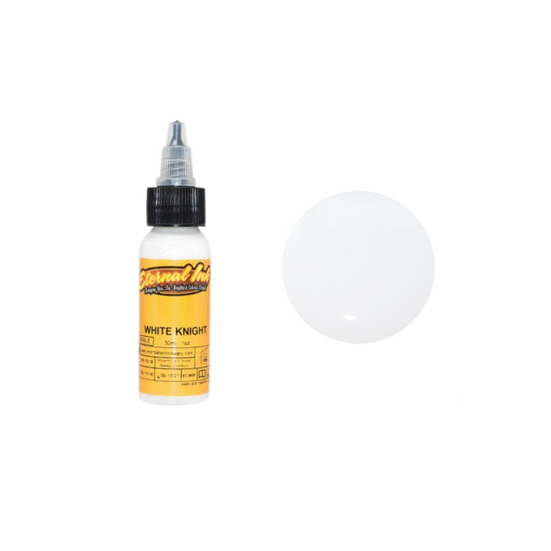 Eternal Ink White Knight pigment (30ml. / 60ml.)