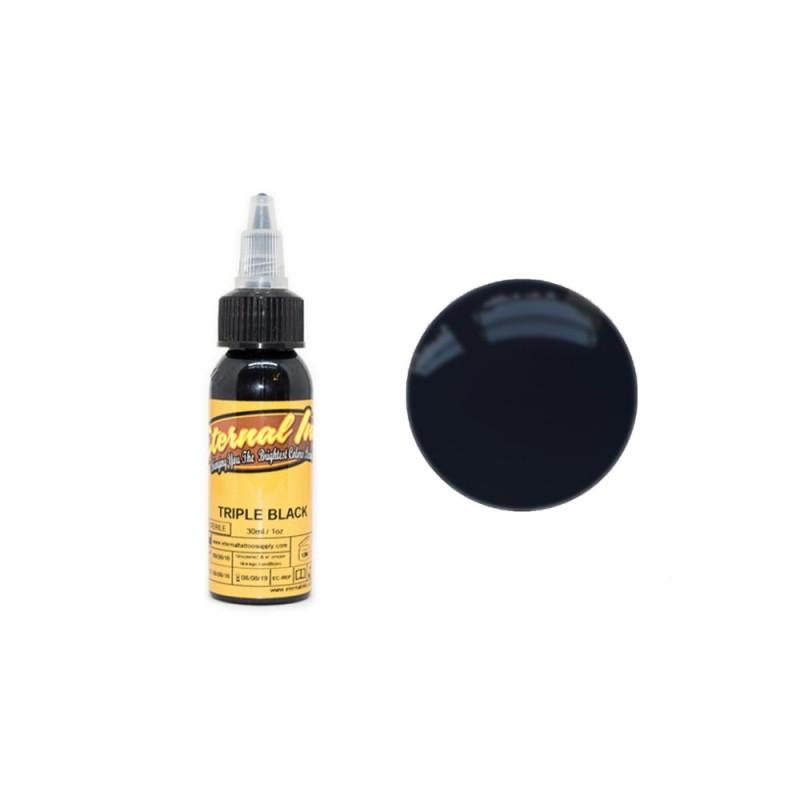 Eternal Ink Triple Black pigment (30ml. / 60ml.)