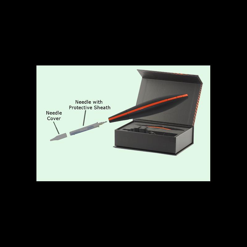 "Bella kit (1-prong needle + tip + Transmission Shaft) ""Supersonic"""