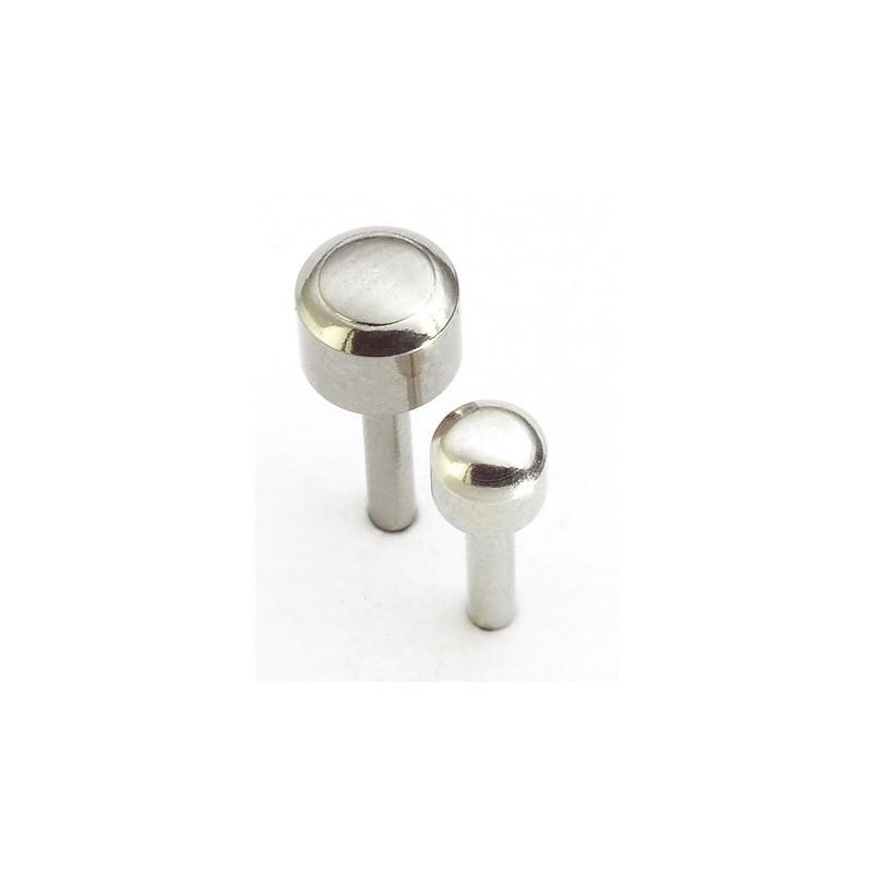 Caflon® MINI sterile silver earings