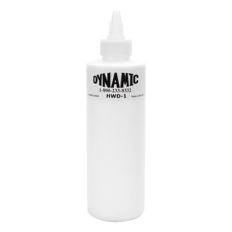 Dynamic Heavy White Ink pigment (240ml.)