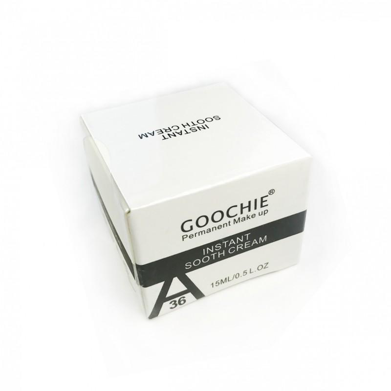 Goochie pre procedural cream Smooth cream (15ml)