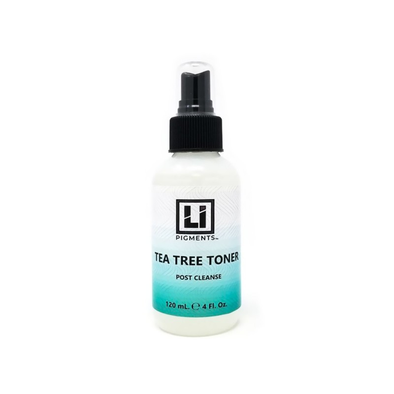 Li Pigments After-Care Tea Tree Toner (120ml.)