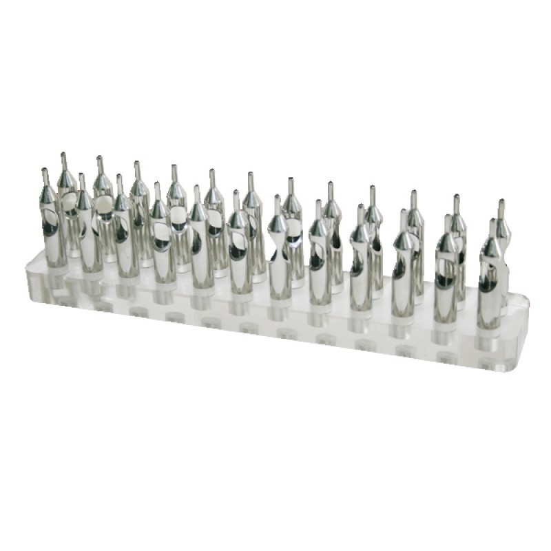 Acrylic Tattoo Tip Holder (24 holes)