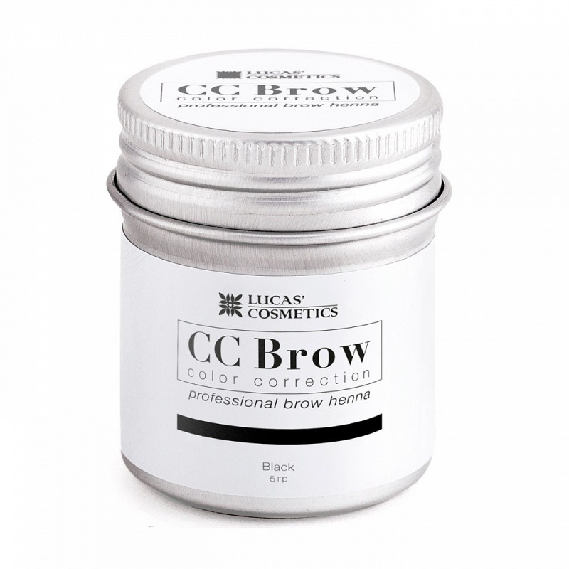 CC Brow henna pigments for eyebrows 5 g. Box