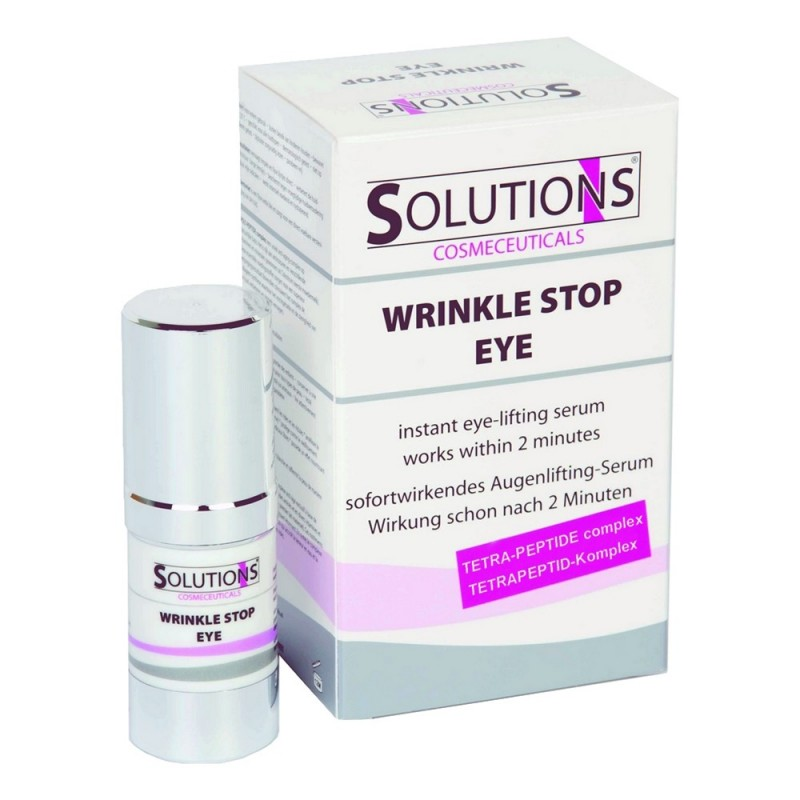 SOLUTIONS Cosmeceuticals WRINKLE STOP EYE (15 ml.)