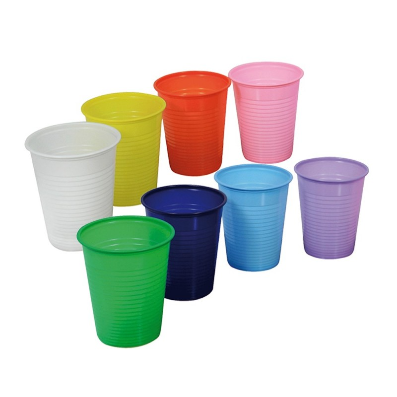 Plastic Disposable Cup 100 pcs.