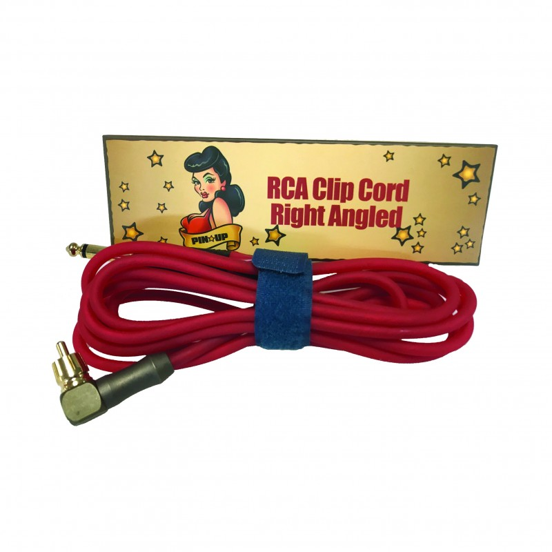 PinUp RCA Cord - Right Angled