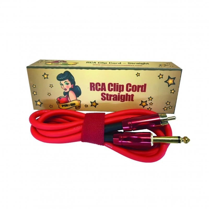 PinUP RCA Cord - Straight