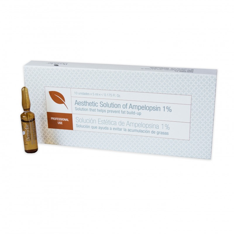Dermclar Aesthetic Solution of Ampelopsin 1% 5ml