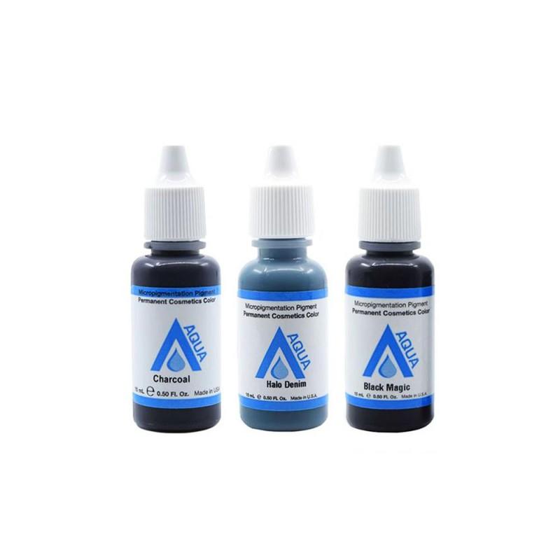 Li Pigments Aqua Eyeliner pigments (15ml)