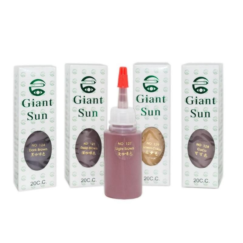 Giant Sun eyebrows pigments (20 ml.)