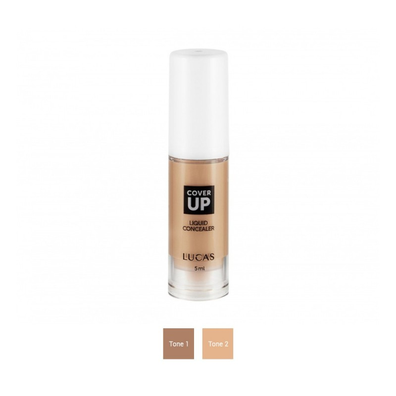 Lucas Cosmetics Cover up Liquid 5 ml