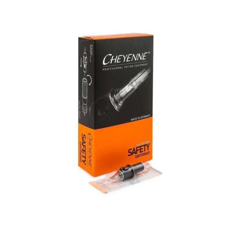 Cheyenne Safety Tattoo Cartridges 1pcs.