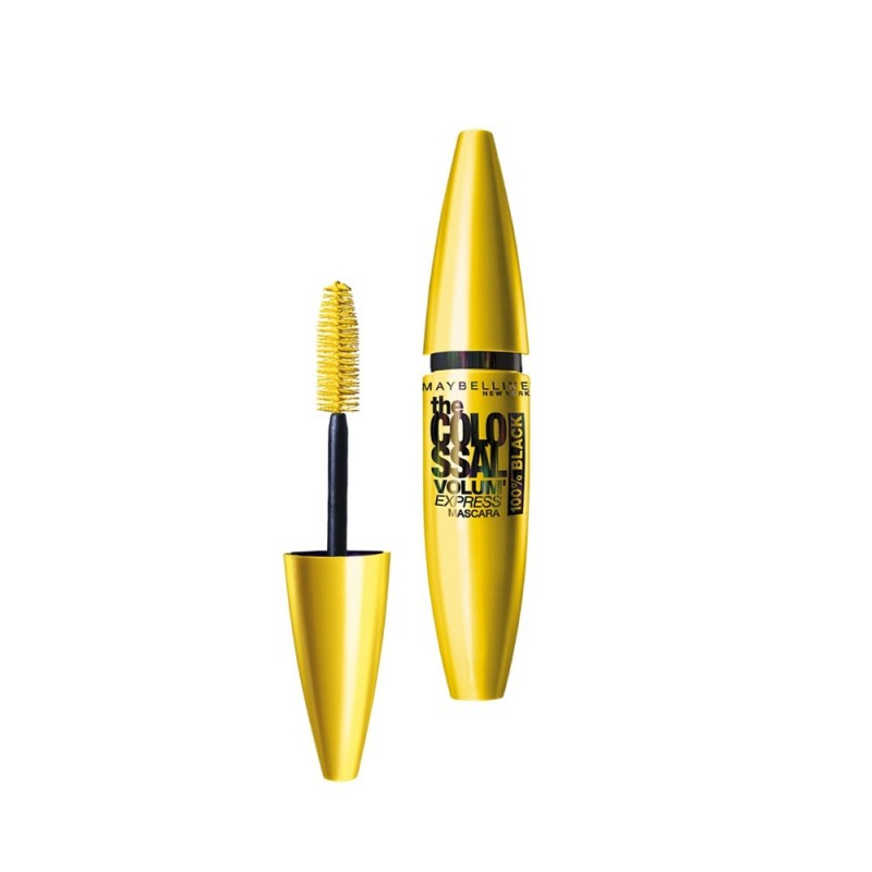 Maybelline Colossal Mascara 100% Black