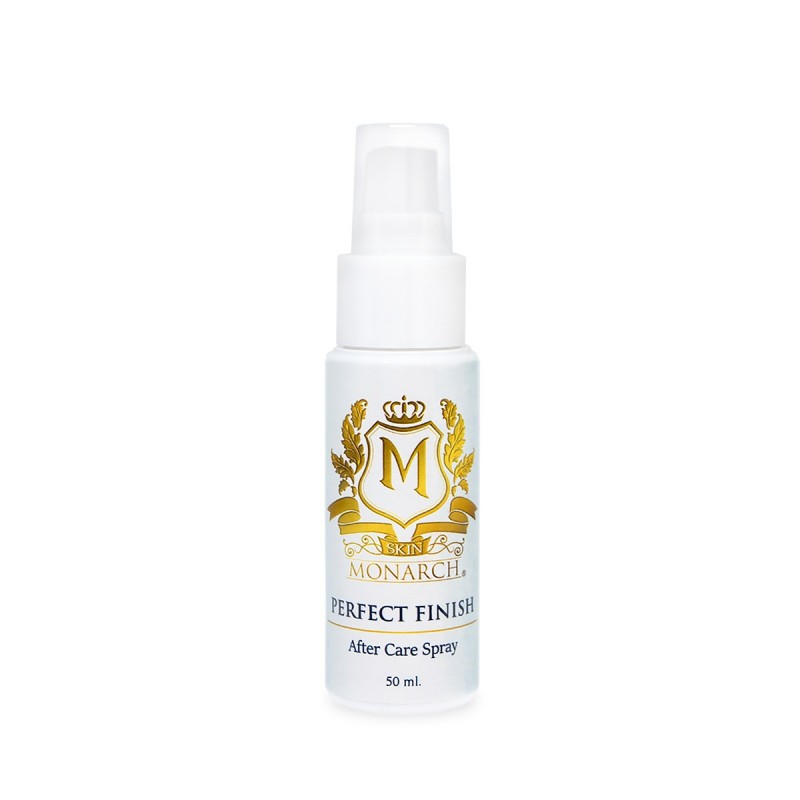 Skin Monarch Perfect Finish after care spray 50ml.