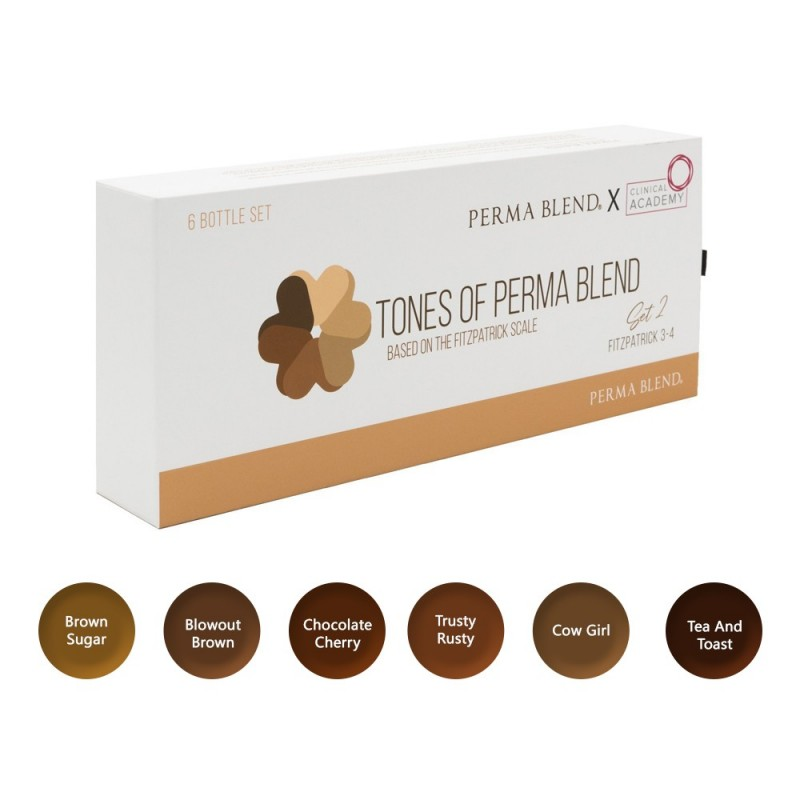 Perma Blend - Fitzpatrick 3-4 Set 2