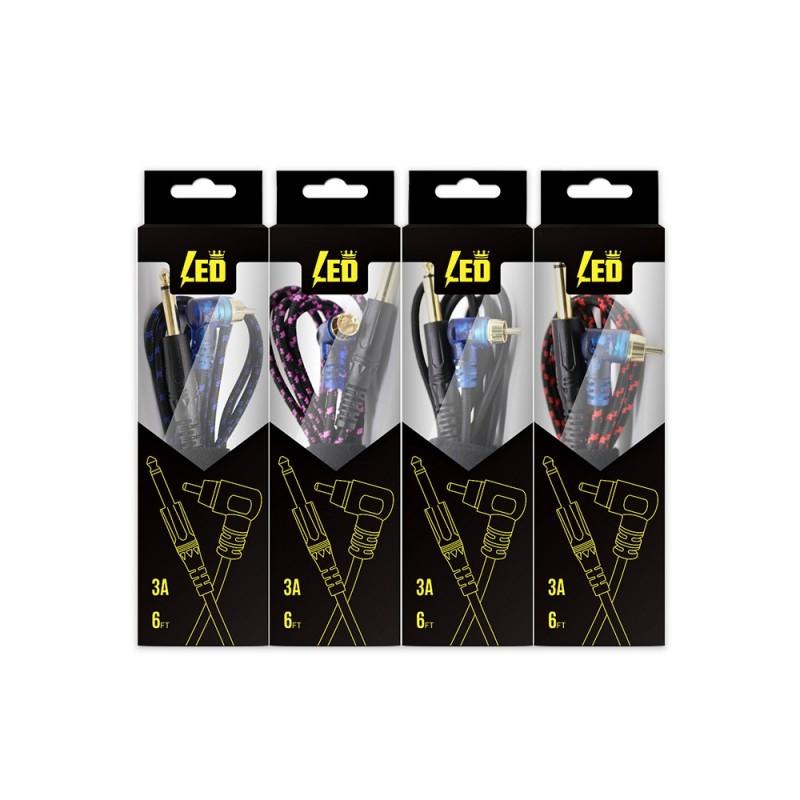 LED RCA Clip Cord