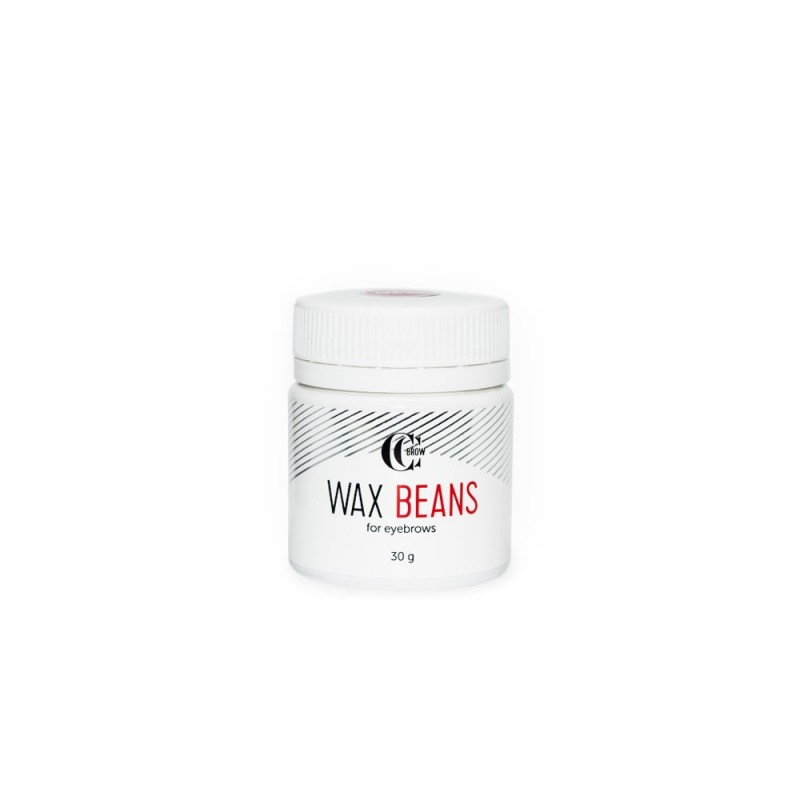 CC Brow Wax beans for eyebrows 30g.