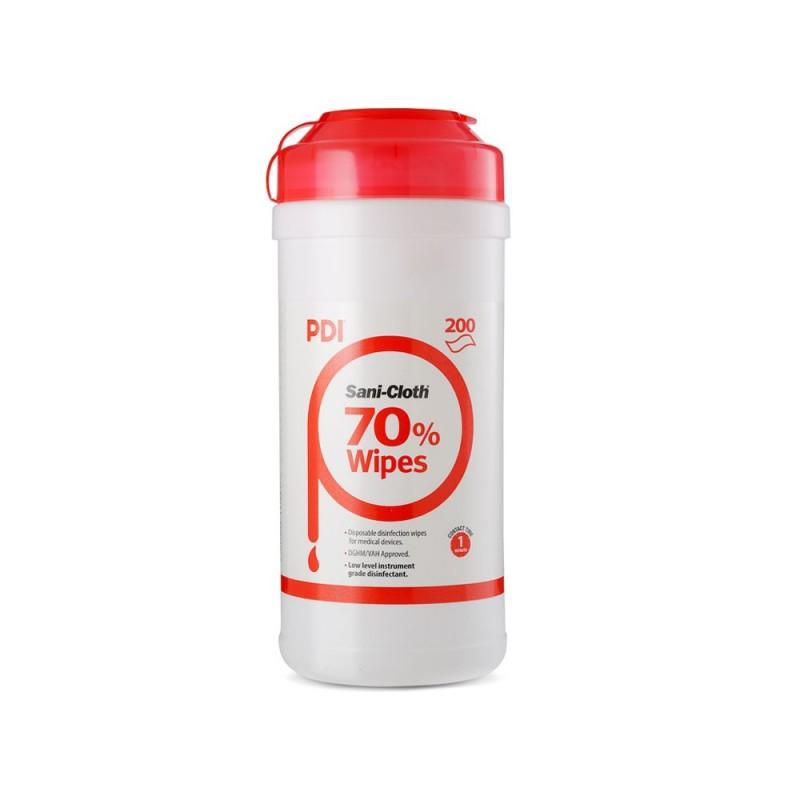 Sani-Cloth 70% wipes 200pcs