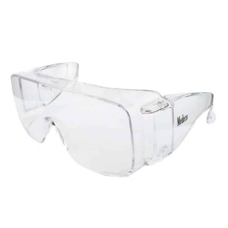 Protective eyewear Medeco, transparent 1 pcs.