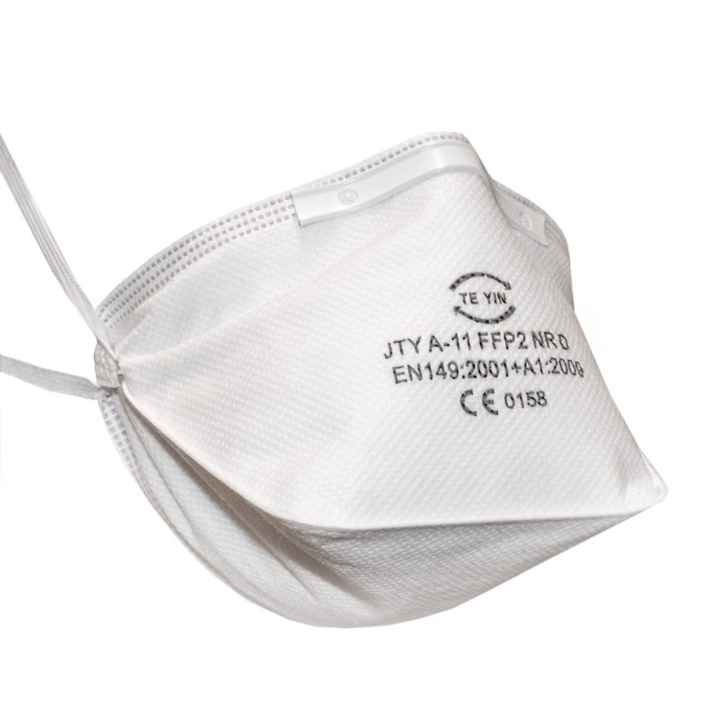 Protection face respirator-mask FFP2 (1pcs.)