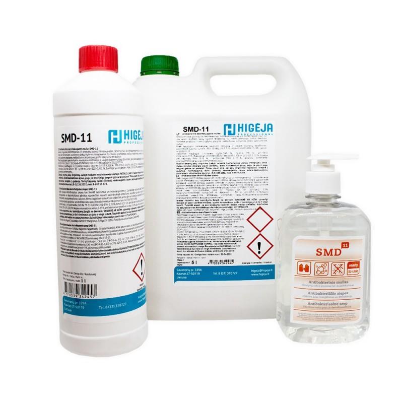 Antibacterial soap SMD-11, (500ml / 1l / 5l.)