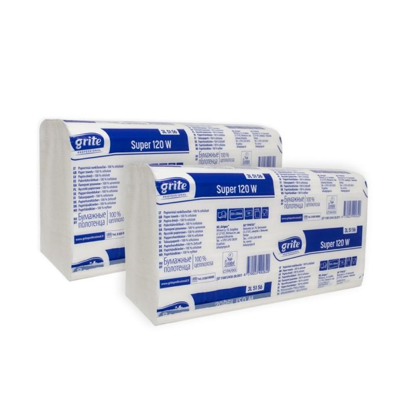 GRITE paper towels (Super 120 W) 1 pcs.