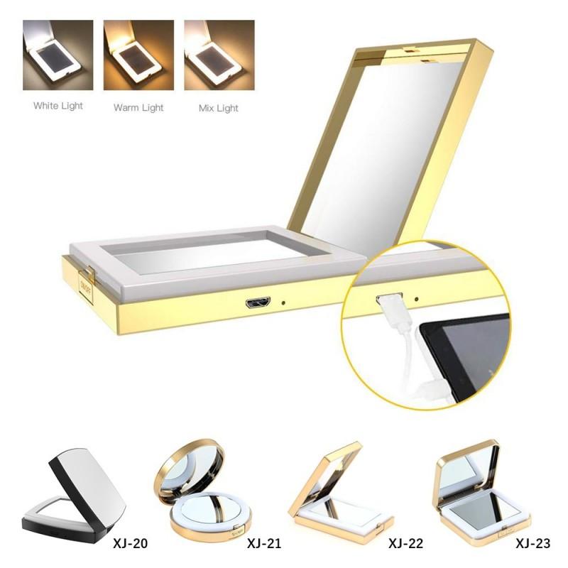 LED makeup mirror (4 models)