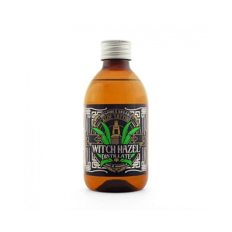 Witch hazel Distillate 100% Pure And Organic 250ml.