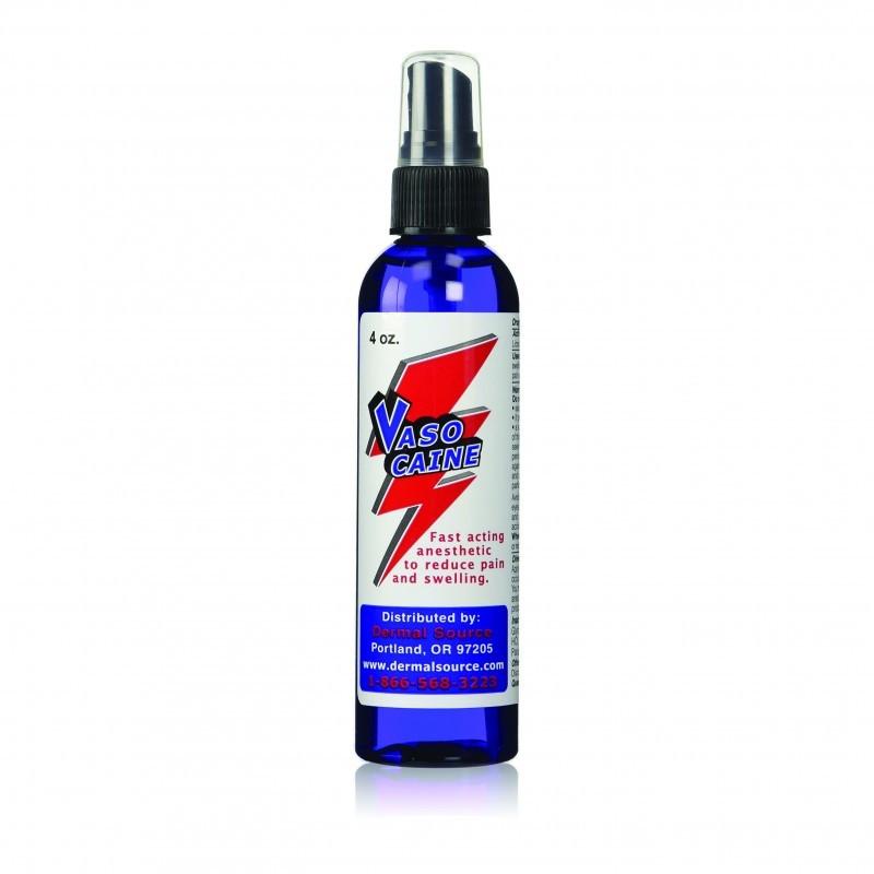Vasocaine spray