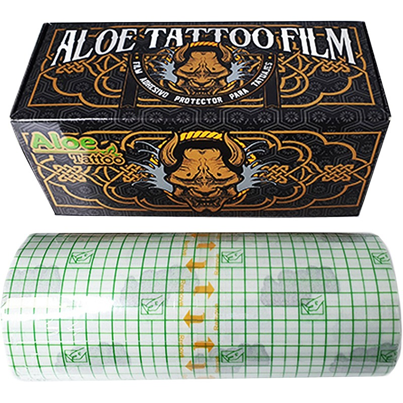 AloeTattoo Protective Film Roll (15cmX10m)