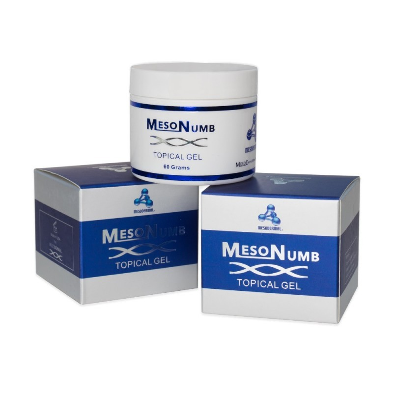 MESONUMB Topical Gel - 60 / 120 g.