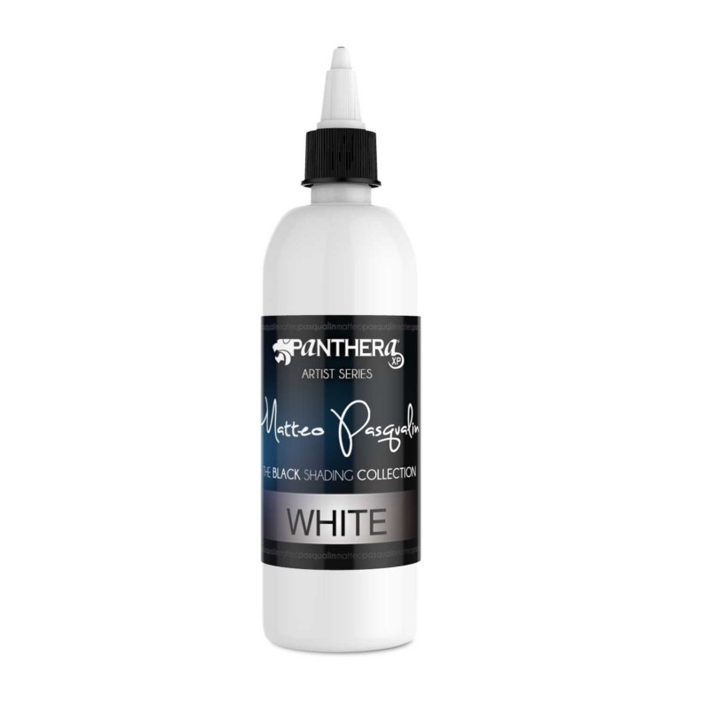 Panthera Matteo Pasqualin Numero 7 White Pigment 150ml