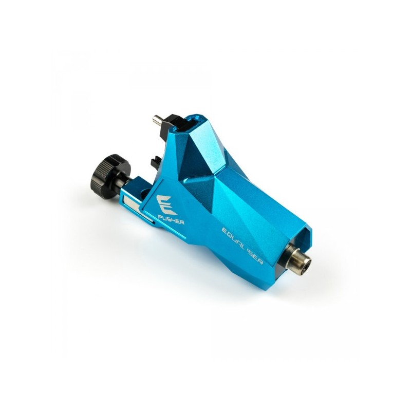 EQUALISER PUSHER Rotary Tattoo Machine (Blue)