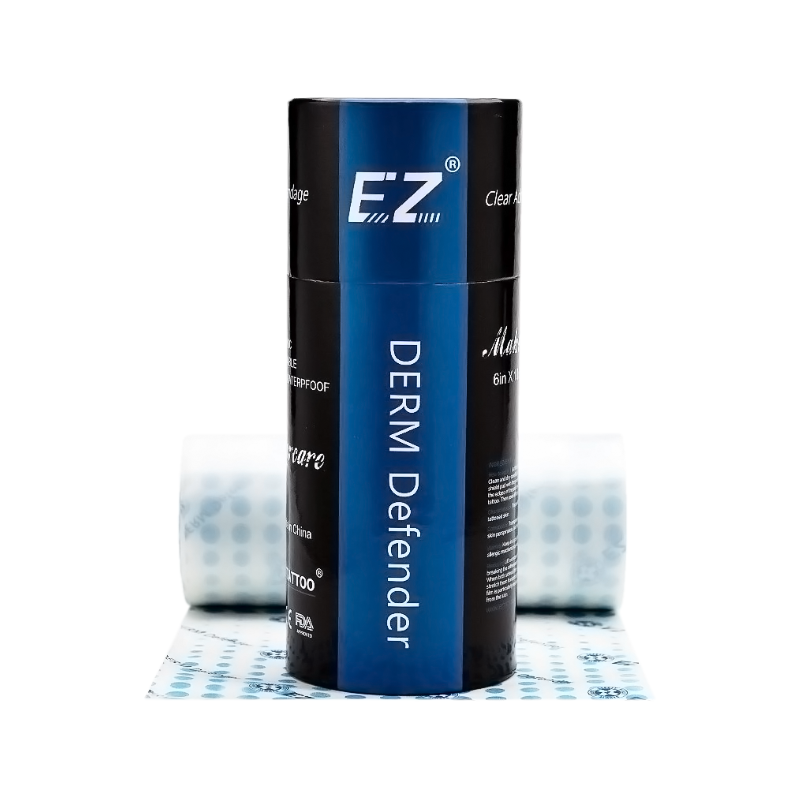 EZ Tattoo Derm Defender Adhesive Protective Shield (15cmX10m)