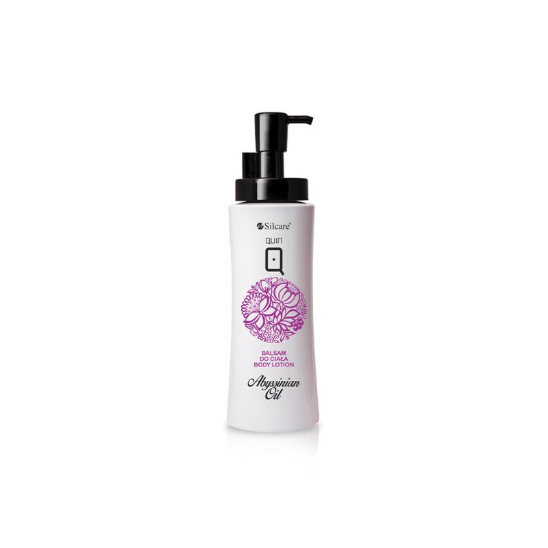 Silcare QUIN Abyssinian Oil Body Lotion (500ml)