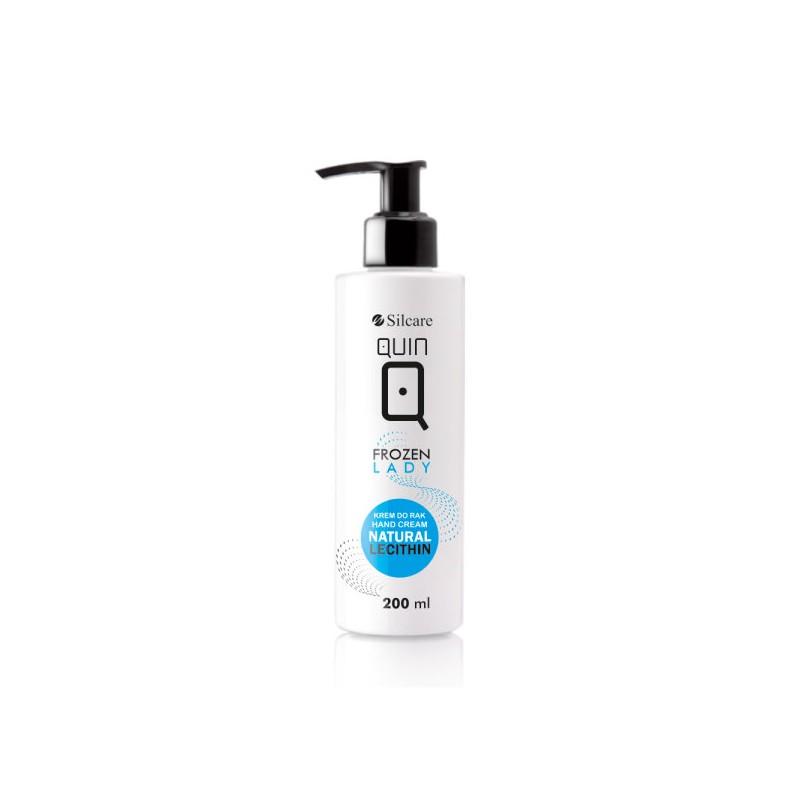 Silcare Hand Cream QUIN Natural Lecithin Frozen Lady (200ml)