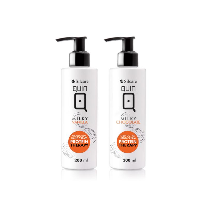 Silcare Hand Cream QUIN Protein Therapy (200ml)