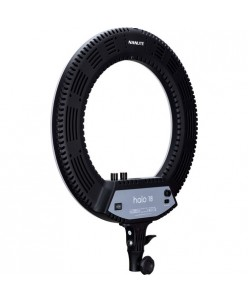 Nanlite Halo 18 Bi-Color LED Ring Light