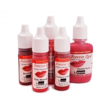 Li Pigments Forever Lip pigments (7ml./12ml.)