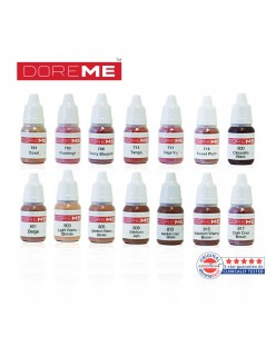DOREME Permanent Makeup pigment (organic colors)