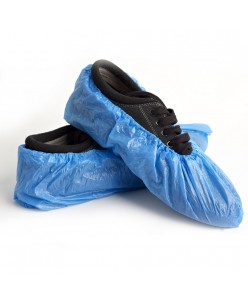 Disposable Shoe Covers CPE 75 microns (5 pairs)