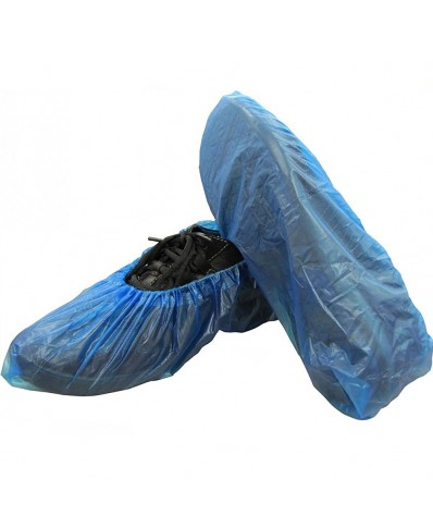 Disposable Shoe Covers CPE 36 microns (5 pairs)
