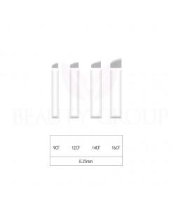 Biomaser Microblading 9-12-14-16 CF needle- 0,25mm ( 1 pcs.)