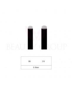 Microblading 18-21 U needle- 0,18mm (1pcs.)