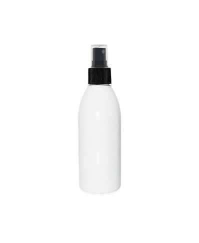 Plastic bottle with spray for liquids 200ml (1pcs.)