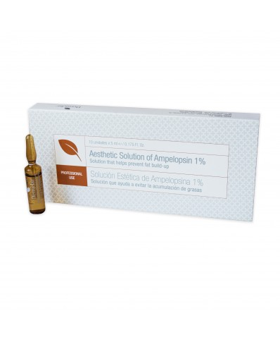 Dermclar Aesthetic Solution of Ampelopsin 1% 5ml