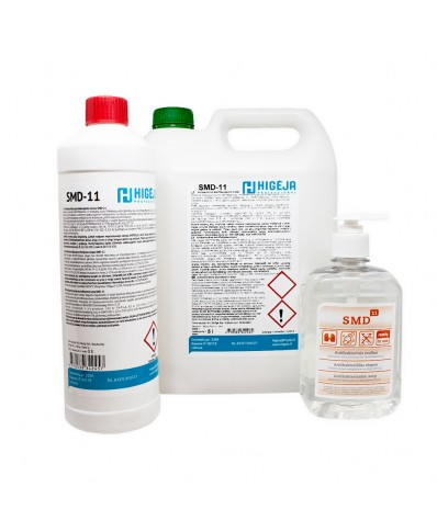 Antibacterial soap SMD-11, (500ml / 1l / 5l.)
